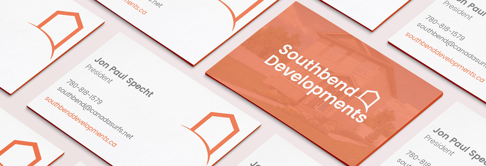Southbend Developments Business Cards